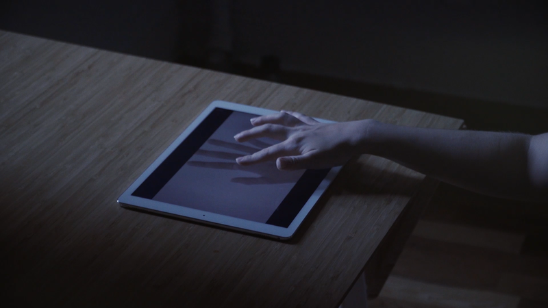 Manifestation of Touch, a FMV ipad and mobile game